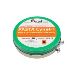 CYNEL Unipress PASTA LUTOWNICZA 40G 76835