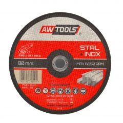 AWTOOLS TARCZA DO METALU 125*1,2mm / 22,2 AW49003