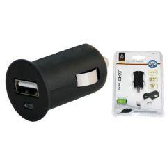 AUTO WELLE ŁADOWARKA SAMOCHODOWA USB MOC 12/24 V WYJŚCIE 5V/1000mA AW06-10B