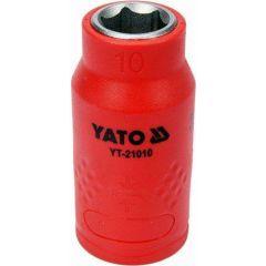 """YATO NASADKA IZOLOWANA 3/8""""*10mm 6-KĄT. YT-21010"""