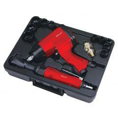 """Gigant GT-001 Zestaw klucz udarowy i zapadkowy 1/2"""" GT001"""