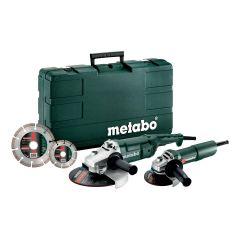 METABO ZESTAW COMBO WE2200-230+W750-125 685172510