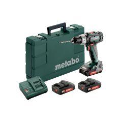 METABO WKRĘTARKA UDAROWA SB 18 L 3x2,0Ah 602317540