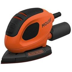 BLACK & DECKER SZLIFIERKA TYPU MOUSE 55W BEW230-QS