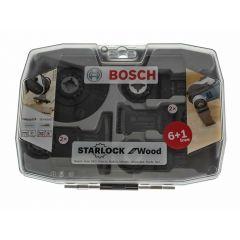 BOSCH MT ZESTAW STARLOCK DO DREWNA 7szt. 2608664623