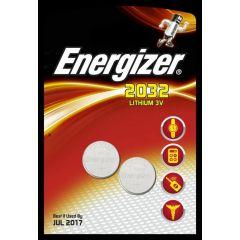 ENERGIZER BATERIA CR-2032 - 4szt. ENE000021
