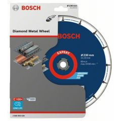 BOSCH TARCZA DIAMENTOWA DO METALU 230mm X-LOCK 2608900536