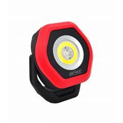AWTOOLS BLACK LINE LATARKA WARSZTATOWA SOL CREE LED + COB LED AWBL18010