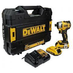DEWALT ZAKRĘTARKA UDAROWA18V DCF809D2T-QW