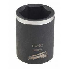 "MILWAUKEE NASADKA UDAROWA HEX 1/2""  24mm SHOCKWAVE 4932478047"