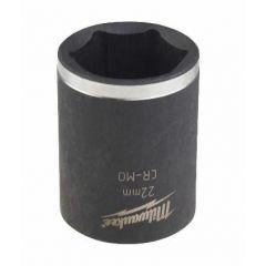 "MILWAUKEE NASADKA UDAROWA HEX 1/2""  22mm SHOCKWAVE 4932478046"