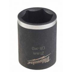 "MILWAUKEE NASADKA UDAROWA HEX 1/2""  21mm SHOCKWAVE 4932478045"