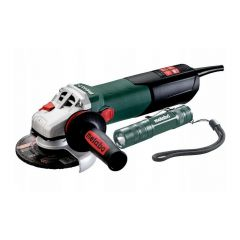 METABO SZLIFIERKA KĄTOWA 125 /WE 15-125 QUICK + LATARKA PL_SP30600448000