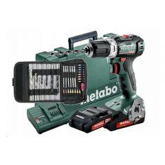 METABO WKRĘTARKA BS 18 L BL 50/25Nm 2x2,0Ah +35ACC PL_SP20602326500