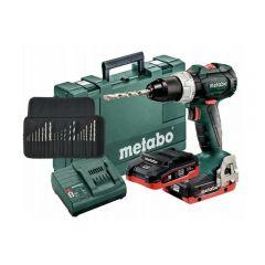 METABO WKRĘTARKA BS 18 LT BL 60/34Nm 2x3,5Ah LiHD +20 WIERTEŁ PL_SP20602325820