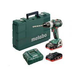 METABO ZESTAW BW BS18LTBL+ASC55+2x4,0Ah + ACC + MT 602325820