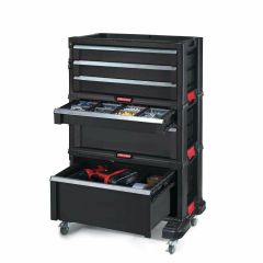 KETER REGAŁ 6 SZUFLAD TOOL CHEST SET 237786