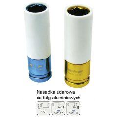 "ADLER NASADKA DO FELG ALUMINIOWYCH 1/2"" 17mm MAR3511.17"