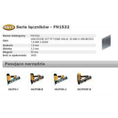 BOSTITCH SZTYFTY FN1532 25` 50mm 3600 szt. FN1532