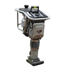 BELLE ZAGĘSZCZARKA STOPOWA SKOCZEK RTX 50 HONDA GX100 57,5kg  3KM 450-660/min SKOK 52mm RTX50H230