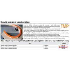 CMT KRZYWIK MINI L=1200 PROFIL 12x12mm TMP-1200