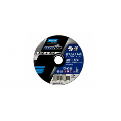 NORTON TARCZA DO METALU 50mm x 1.0 x 6,35 BLUE FIRE 66252842745