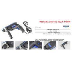 EUROCRAFT WIERTARKA UDAROWA 1450W ID230